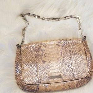 Gucci Python Shoulderbag